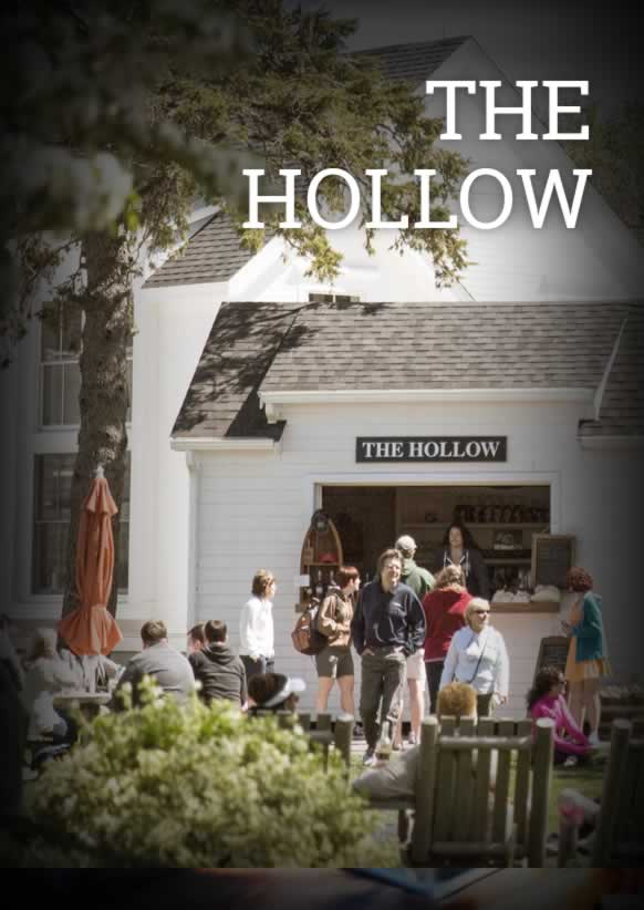 THE HOLLOW graphic